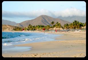 Public Transportation to the beaches of Venezuela.