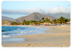 Beaches of Venezuela near Posadas, Tourist Attractions and Shops