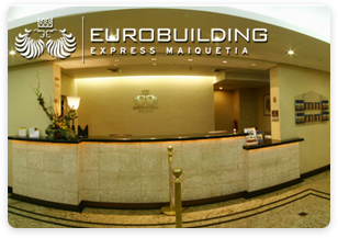 Best Hotels in Venezuela - Eurobuilding Express Maiquetia