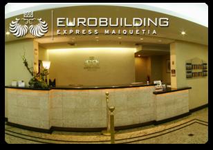 Best Hotels in Caracas, Venezuela - Eurobuilding Express Maiquetia