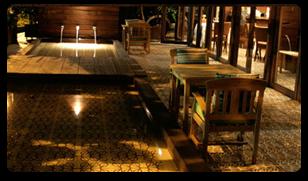 Venezuela Fine Dining Restaurant - Alto - Beautiful eating rooms.